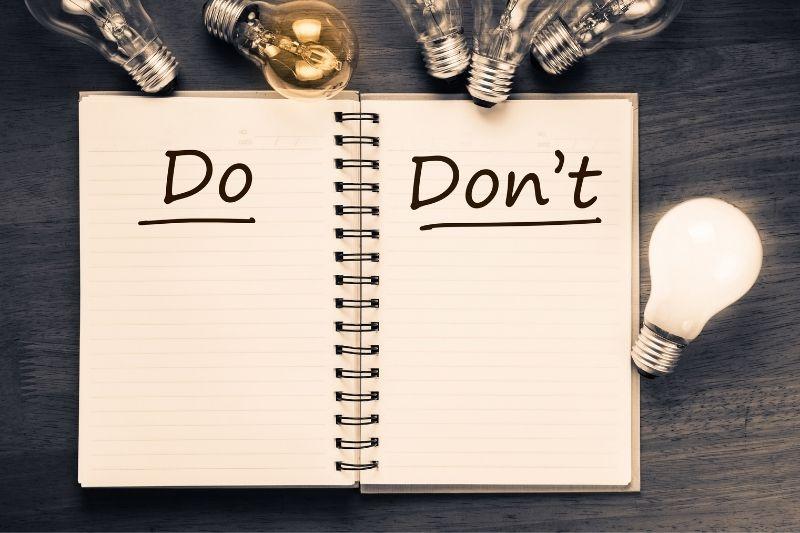 do-don't